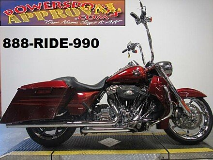 2013 Harley-Davidson CVO for sale 200627349