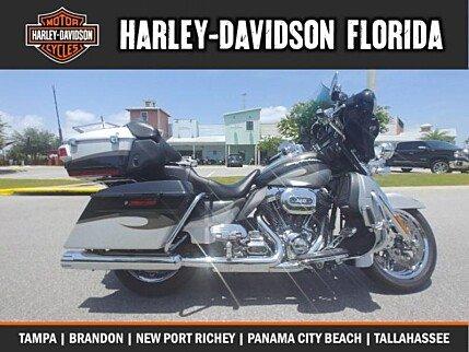 2013 Harley-Davidson CVO for sale 200627731