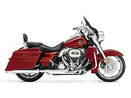 2013 Harley-Davidson CVO for sale 200636226