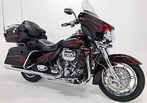 2013 Harley-Davidson CVO for sale 200653725