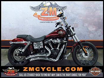 2013 Harley-Davidson Dyna for sale 200438705