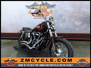 2013 Harley-Davidson Dyna for sale 200438705