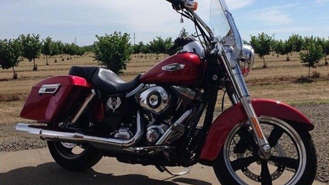 2013 Harley-Davidson Dyna for sale 200477222