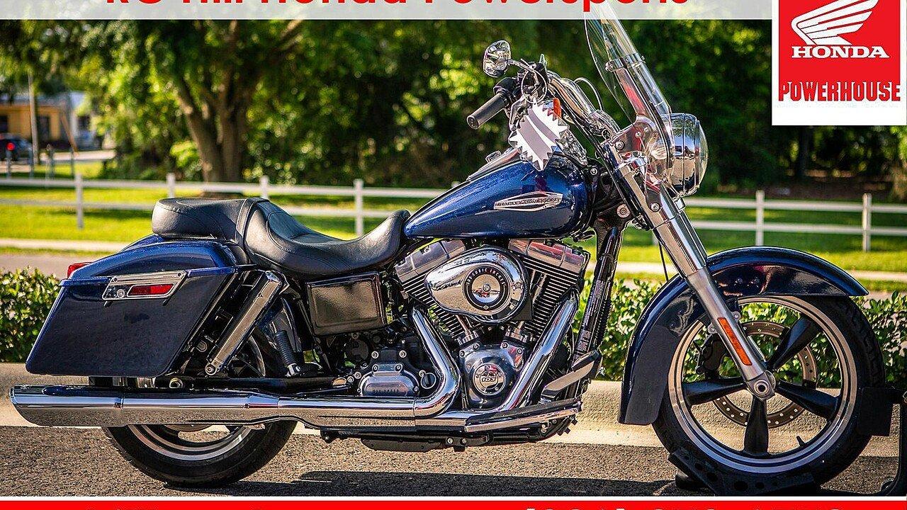 2013 Harley-Davidson Dyna for sale 200560444