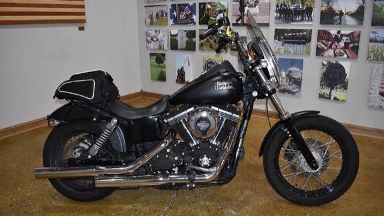 2013 Harley-Davidson Dyna for sale 200609066