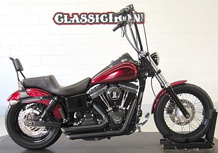 2013 Harley-Davidson Dyna for sale 200602194