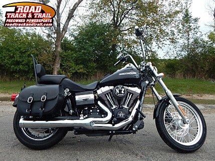 2013 Harley-Davidson Dyna for sale 200629666