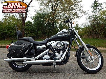 2013 Harley-Davidson Dyna for sale 200630092