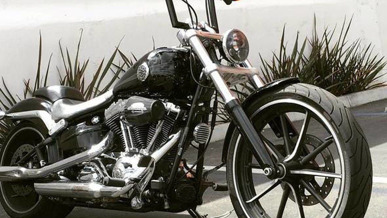 2013 Harley-Davidson Softail for sale 200436034