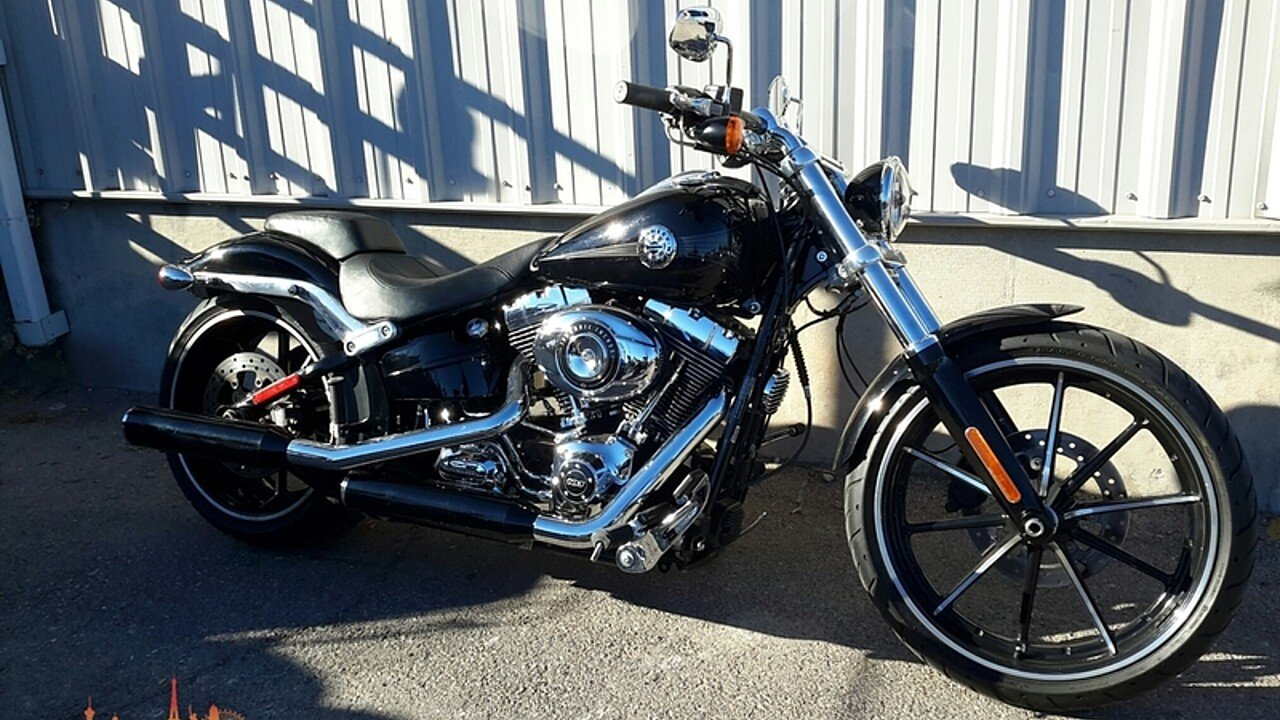 2013 Harley-Davidson Softail for sale 200516095