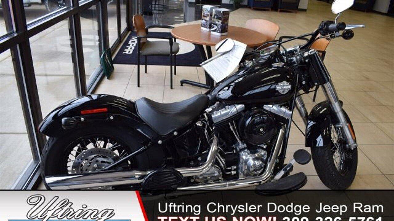 2013 Harley-Davidson Softail for sale 200549018