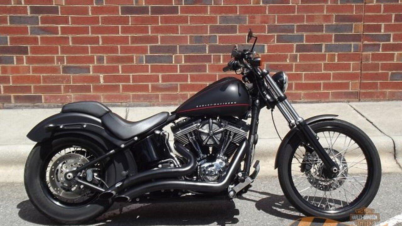 2013 Harley-Davidson Softail for sale 200580664