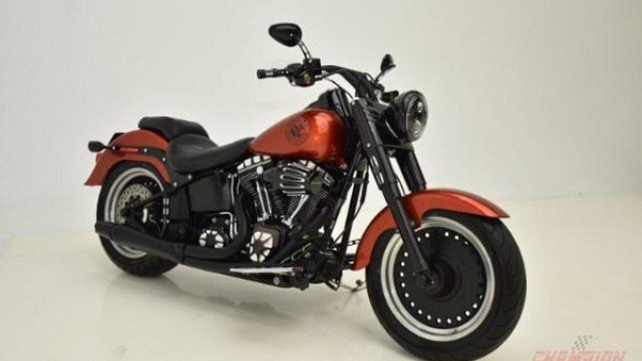 2013 Harley-Davidson Softail for sale 200581563
