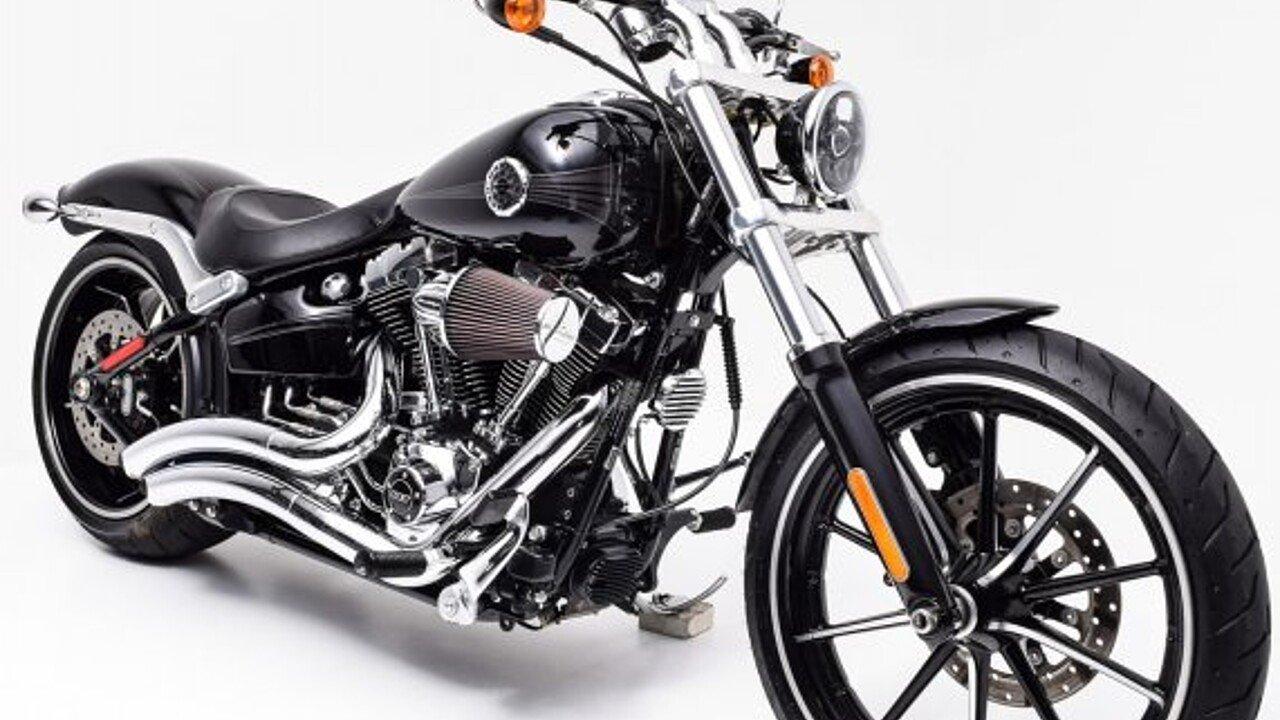 2013 Harley-Davidson Softail for sale 200585314