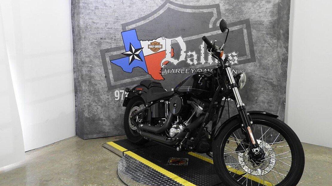 2013 Harley-Davidson Softail for sale 200643022