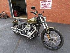 2013 Harley-Davidson Softail for sale 200617130