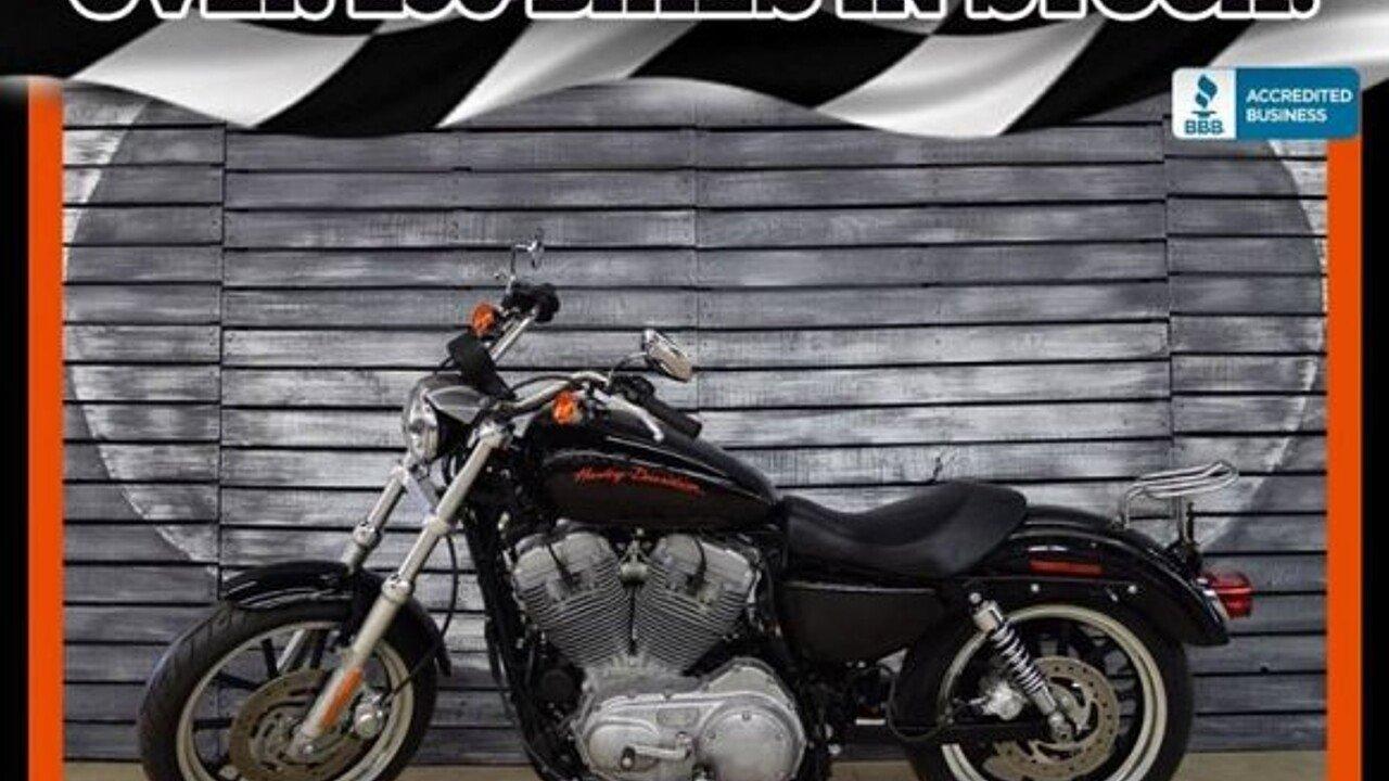2013 Harley-Davidson Sportster for sale 200449568