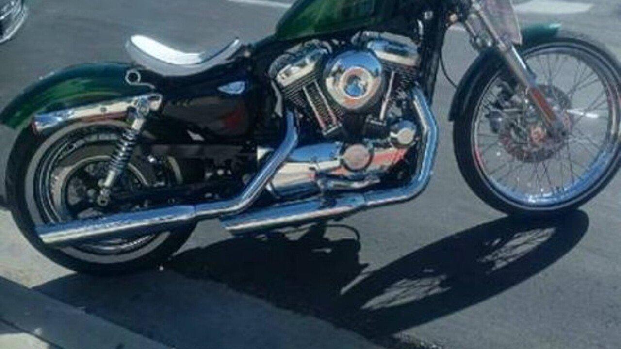 2013 Harley-Davidson Sportster for sale 200455220