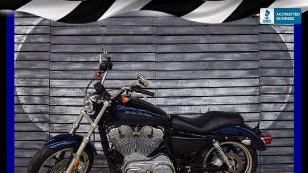2013 Harley-Davidson Sportster for sale 200498093