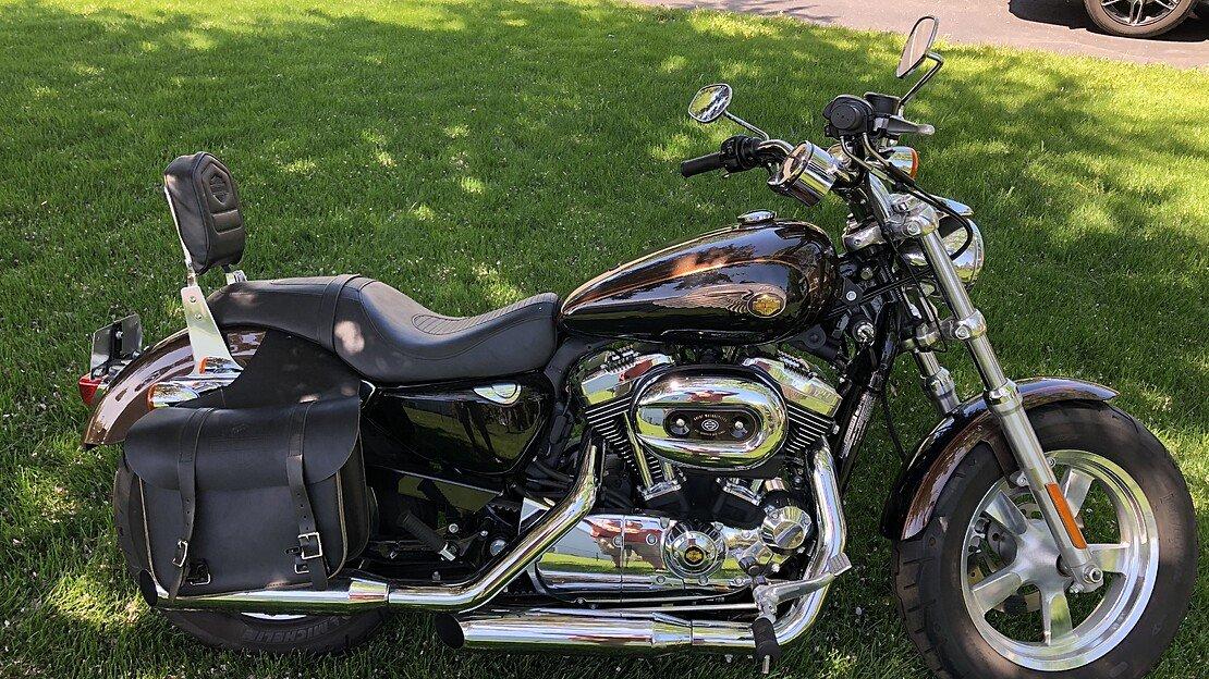 2013 Harley-Davidson Sportster for sale 200580623