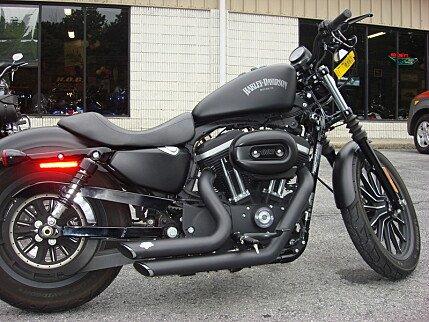 2013 Harley-Davidson Sportster for sale 200478207