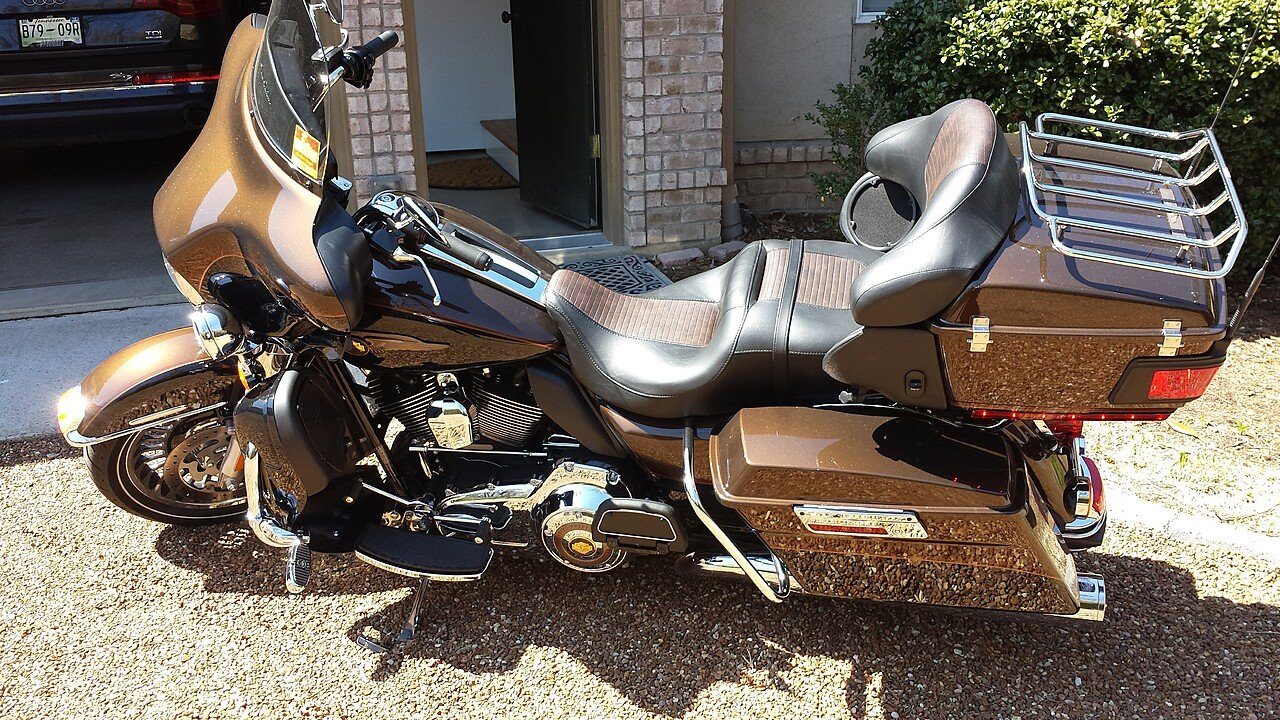 2013 Harley-Davidson Touring Electra Glide Ultra Limited Anniversary for sale 200370829