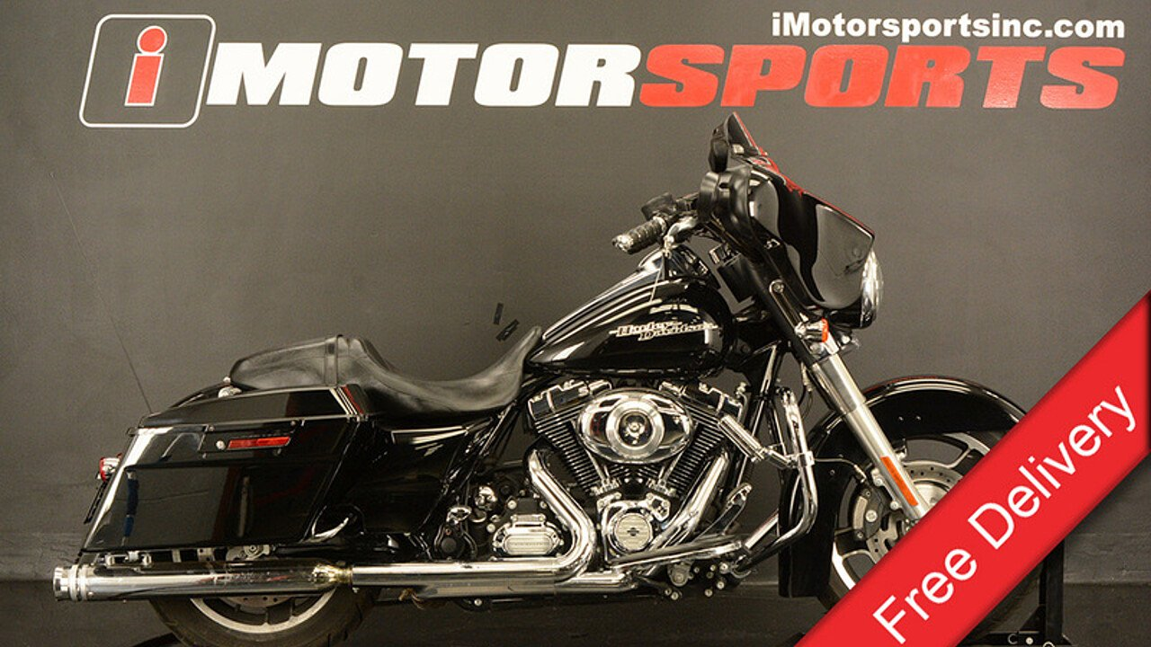 2013 Harley-Davidson Touring for sale 200478027