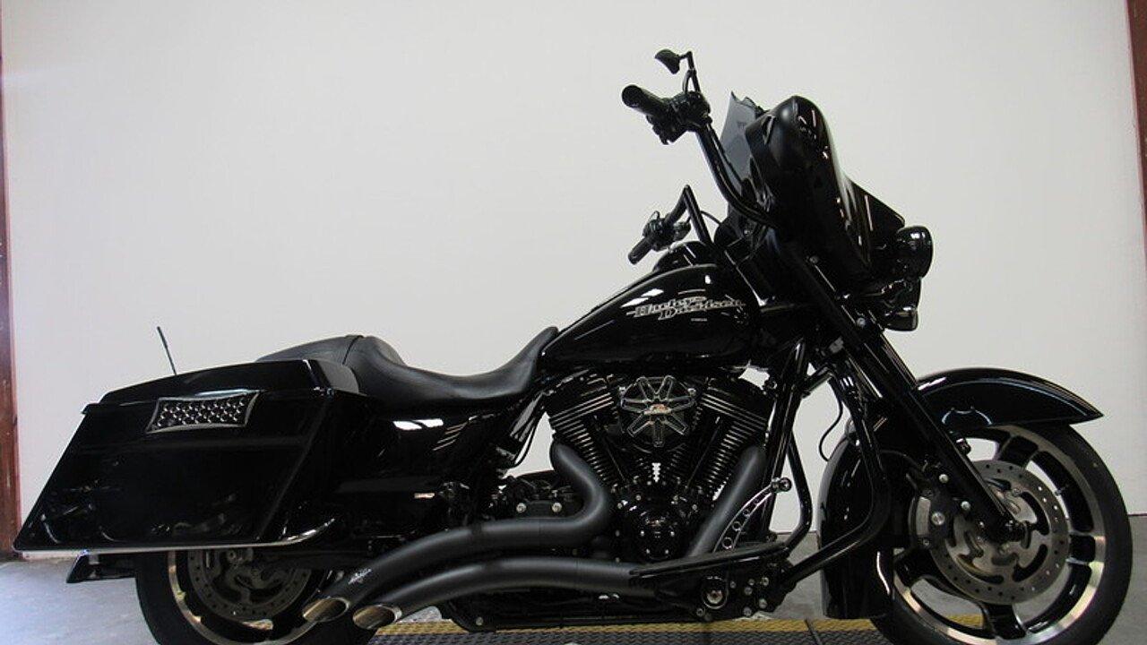 2013 Harley-Davidson Touring for sale 200495929