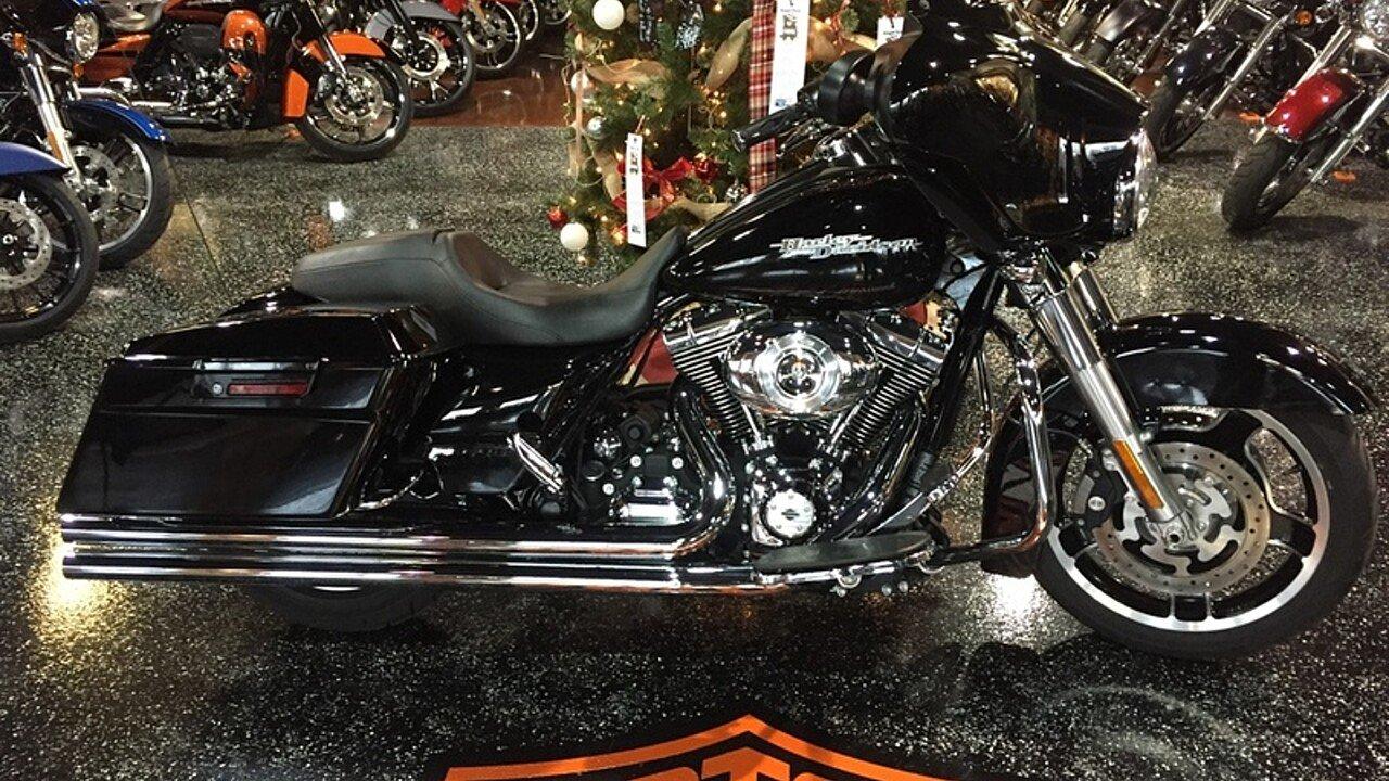 2013 Harley-Davidson Touring for sale 200517058