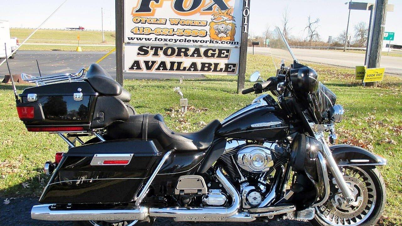 2013 Harley-Davidson Touring for sale 200518173