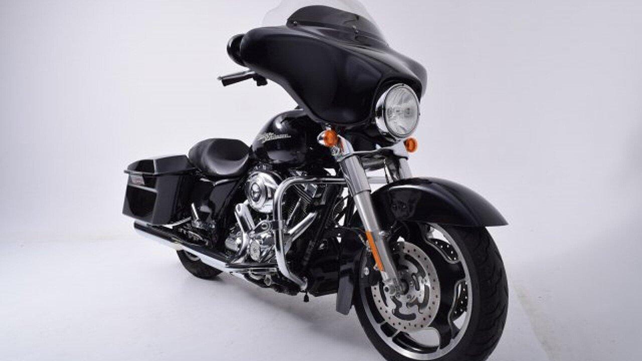 2013 Harley-Davidson Touring for sale 200610108