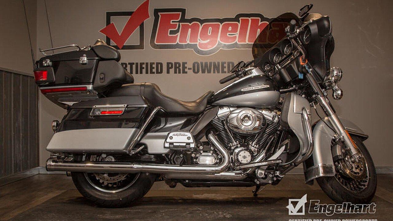 2013 Harley-Davidson Touring for sale 200621498