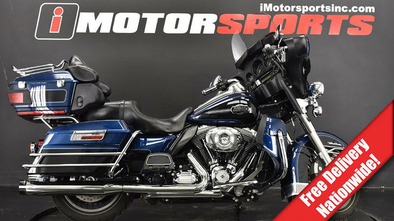 2013 Harley-Davidson Touring Ultra Classic Electra Glide for sale 200643173