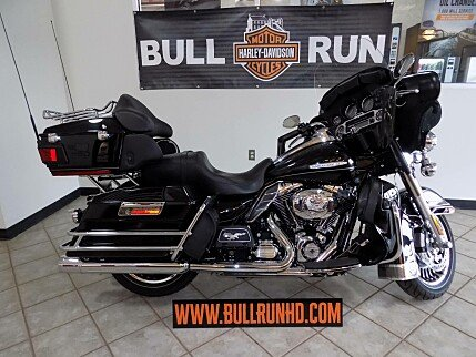 2013 Harley-Davidson Touring for sale 200534081