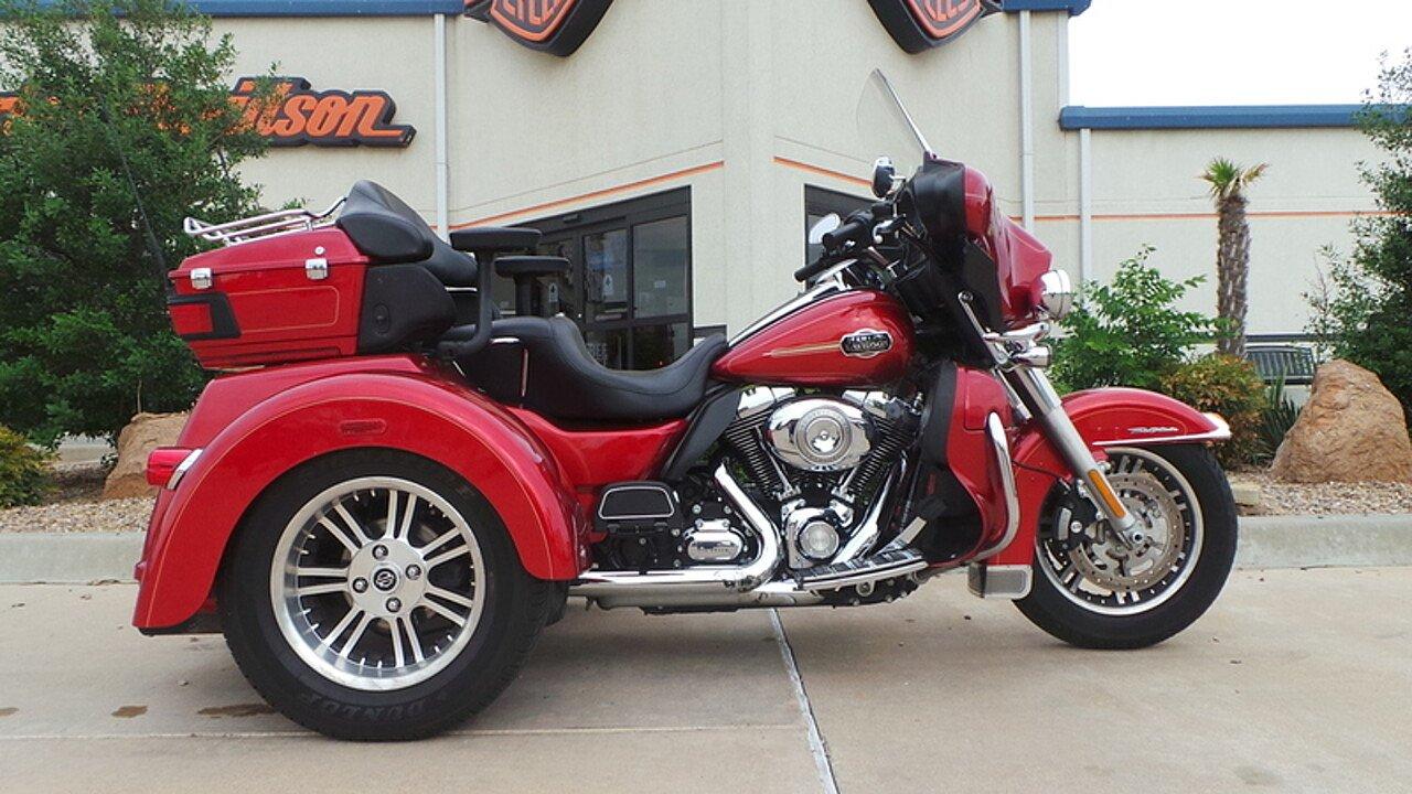 2013 Harley-Davidson Trike for sale 200609164