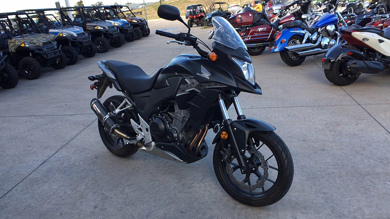 2013 Honda CB500X for sale 200497359