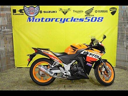 2013 Honda CBR250R for sale 200542112