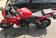 2013 Honda CBR500R for sale 200472553