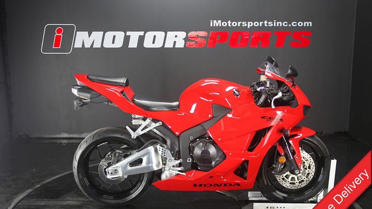 2013 Honda CBR600RR for sale 200599548