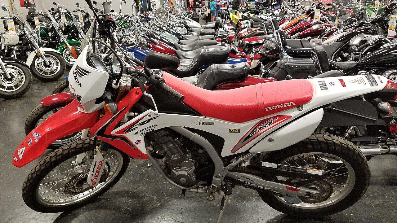2013 Honda CRF250L for sale 200584772