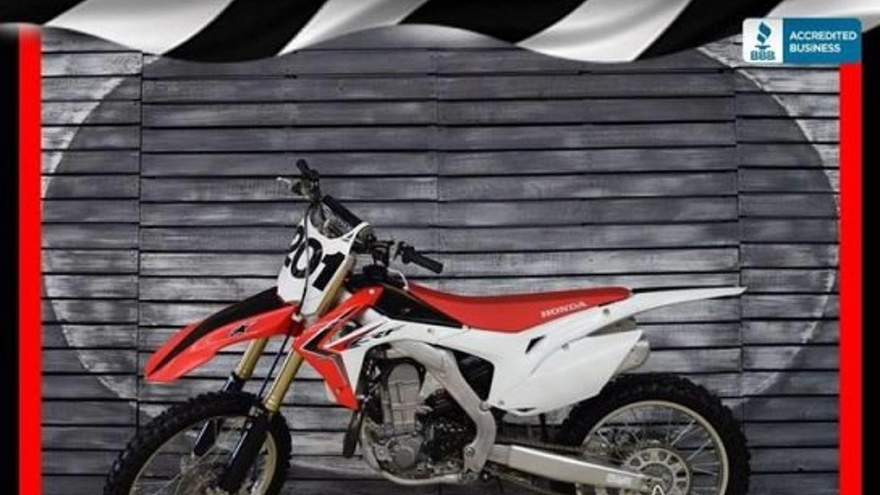 2013 Honda CRF450R for sale 200518765