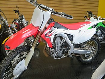 2013 Honda CRF450R for sale 200542860