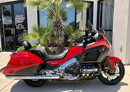 2013 Honda Gold Wing Motorcycles for Sale - Motorcycles on ...