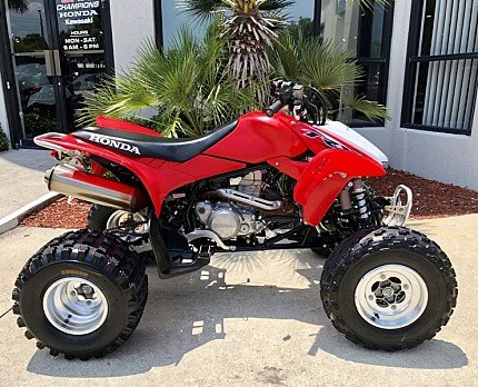 2013 Honda TRX450R for sale 200602637