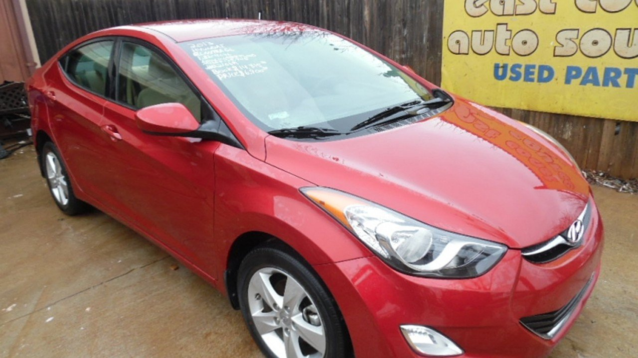 2013 Hyundai Elantra for sale 100289803