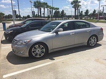 2013 Hyundai Genesis 3.8 for sale 100775297