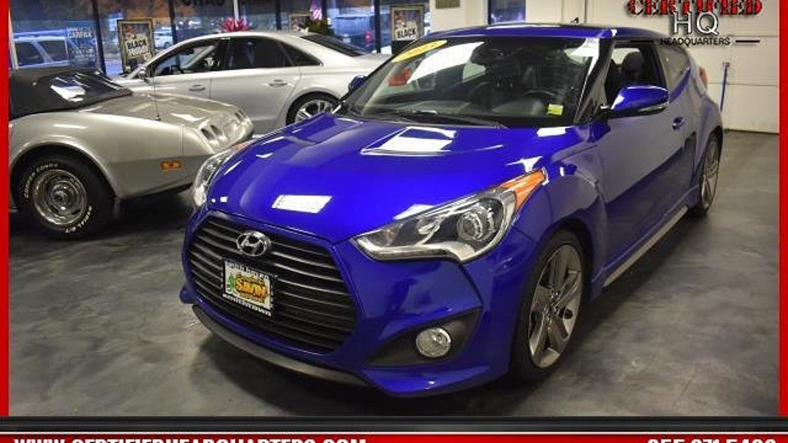 2013 Hyundai Veloster Turbo for sale 101052843