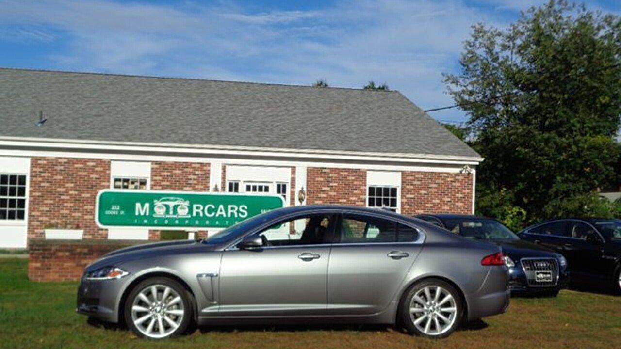 2013 Jaguar XF 3.0 AWD for sale near Plainville, Connecticut 06062