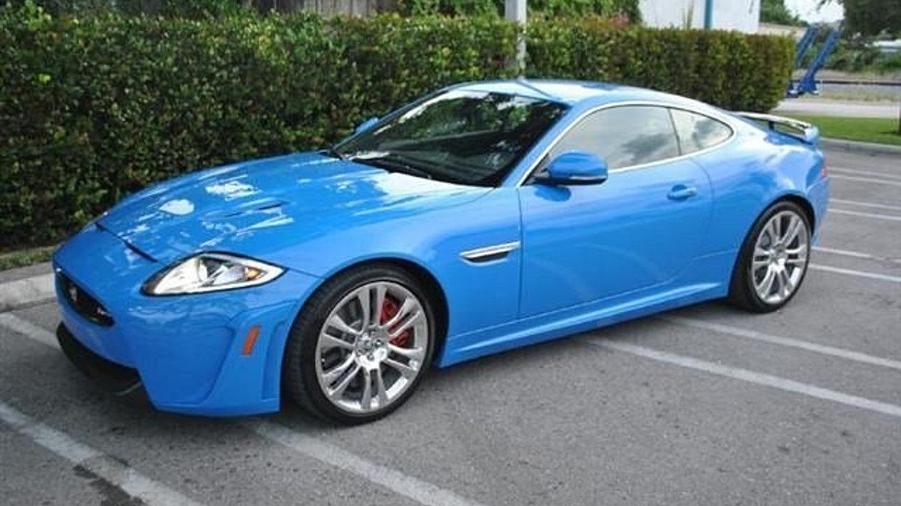 2013 Jaguar XK R-S Coupe for sale 100930194