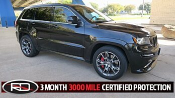 2013 Jeep Grand Cherokee 4WD SRT8 for sale 100924285